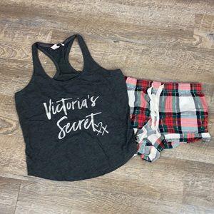 Victoria's Secret Pajama Set Small